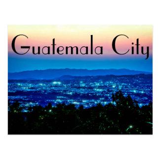 Guatemala City, Guatemala, Amérique Centrale au Cartes Postales