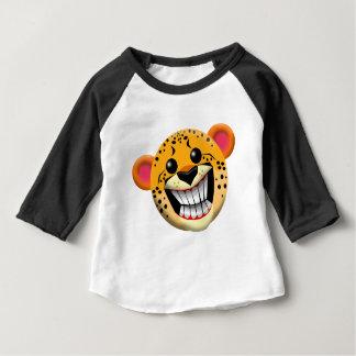 Guépard T-shirt Pour Bébé