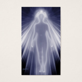 Guérison angélique cartes de visite