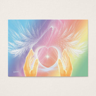 Guérison avec des anges cartes de visite