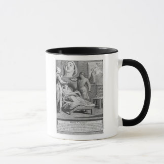 Guérison miraculeuse d'une femme aveugle mug