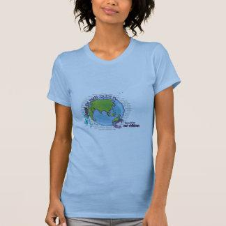 Guérissez le monde t-shirt