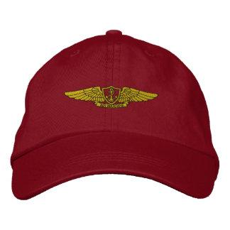 Guerre aérienne casquette brodée