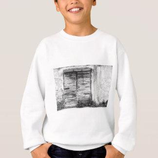Guerre biologique oubliée par magasin abandonnée sweatshirt