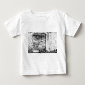 Guerre biologique oubliée par magasin abandonnée t-shirt pour bébé