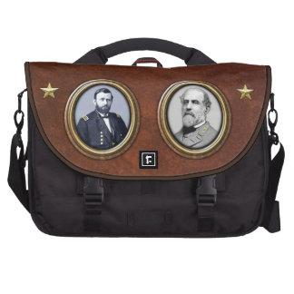 Guerre civile américaine sacs ordinateur portable