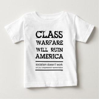 Guerre de classe t-shirts