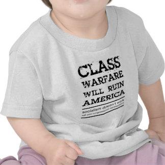 Guerre de classe t-shirt