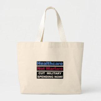 Guerre de soins de santé pas grand sac