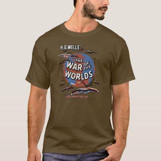 Guerre des mondes t-shirt