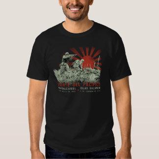 Guerre du Pacifique GUADALCANAL T-shirts