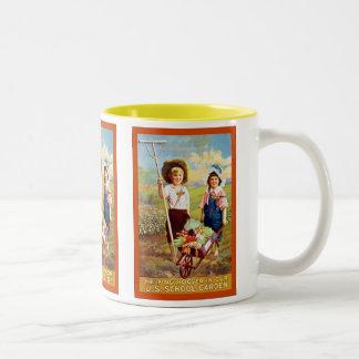 Guerre mondiale vintage de aide de ~ de Hoover 1 Mug