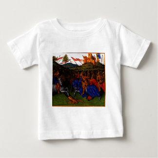 Guerres de Charlemagne par Jean Fouquet T-shirts