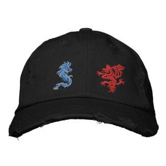Guerres de dragon casquette brodée