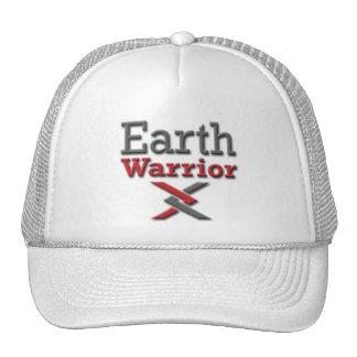 Guerrier de la terre X - casquette de camionneur