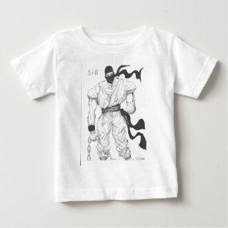 Guerrier de Ninja T-shirt