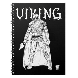 Guerrier de Viking Carnets