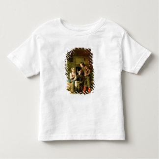 Guerrier et employé, 1653 t-shirt pour les tous petits