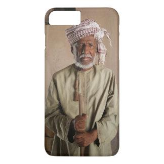 Guerrier omanais : Photo vintage fraîche Coque iPhone 7 Plus