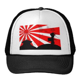 Guerrier solitaire casquettes de camionneur