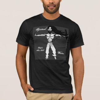 guerrier spirituel 2 t-shirt