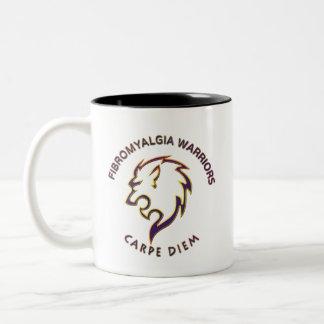 Guerriers de fibromyalgie - tasse de café