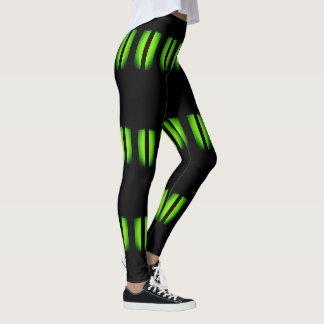 Guêtres à la mode de concepteur leggings