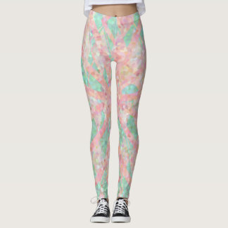 Guêtres colorées leggings