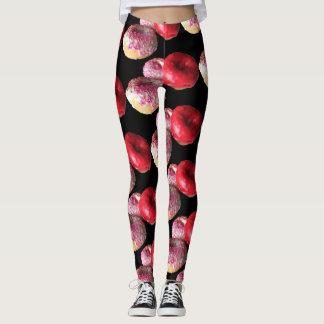 Guêtres de bout droit de pantalon de yoga de leggings