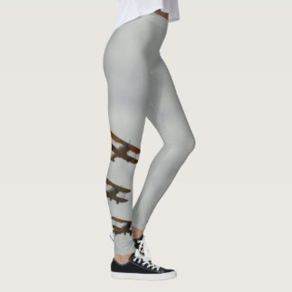 Guêtres de photo de biplans de vol leggings