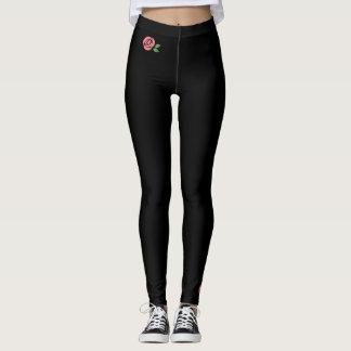 Guêtres, noir leggings