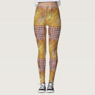 Guêtres texturisées fraîches leggings