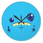 Guiara_grumpy Horloges Murales