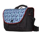 Guiara_Texture blue Sacoche Pour Ordinateurs Portables