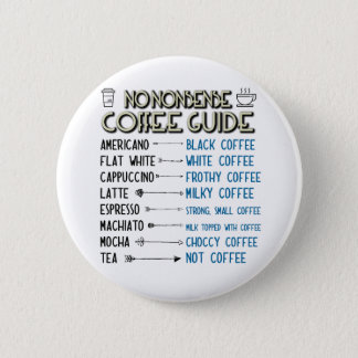Guide de café badges