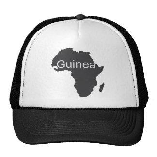 Guinée Casquettes De Camionneur