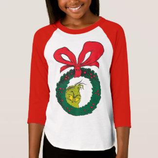 Guirlande classique de Grinch | T-shirt