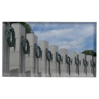 Guirlandes de mémorial de la deuxième guerre porte-photo