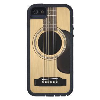 Guitare acoustique iPhone 5 case