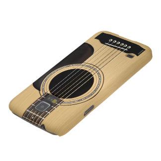 Guitare acoustique coque galaxy s5