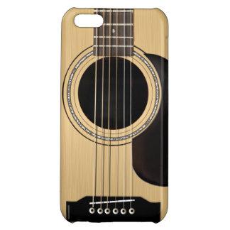 Guitare acoustique coque iPhone 5C