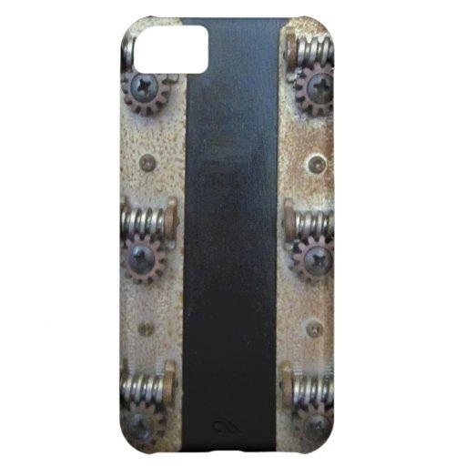 Guitare acoustique vintage coque iPhone 5C