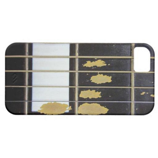 Guitare acoustique vintage coques iPhone 5 Case-Mate