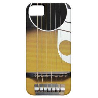 Guitare acoustique vintage étuis iPhone 5