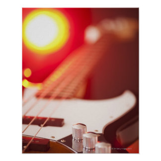 Guitare basse posters