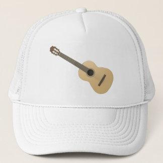 Guitare classique de casquette de camionneur