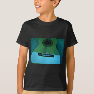 Guitare d'Aqua T-shirt