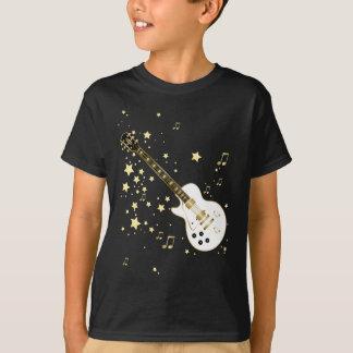 Guitare de vedette du rock t-shirt