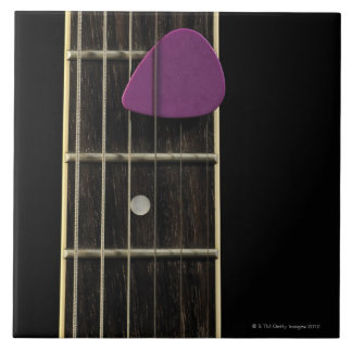 Guitare électrique 10 grand carreau carré