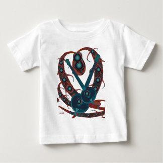 Guitare psychédélique t-shirts
